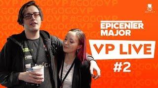 VP Live | Плей-офф EPICENTER Major 2019