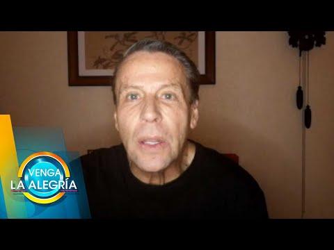 ¡Alfredo Adame nos explica por qué le retiró su apellido a su hijo! | Venga La Alegría