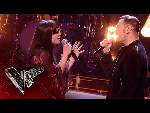 Hadleigh Ford vs. Truly Ford - 'Go Your Own Way': The Battles | The Voice UK 2017