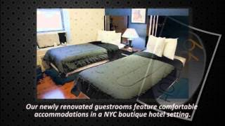 Why Hotel99 for Extended stay in Manhattan New York?