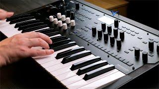 Video: Sintetizzatore Korg Wavestate