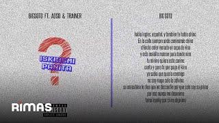 ISKIUSMI Panita || BigSoto Ft. Adso & Trainer #YoungCream [VideoLyrics]