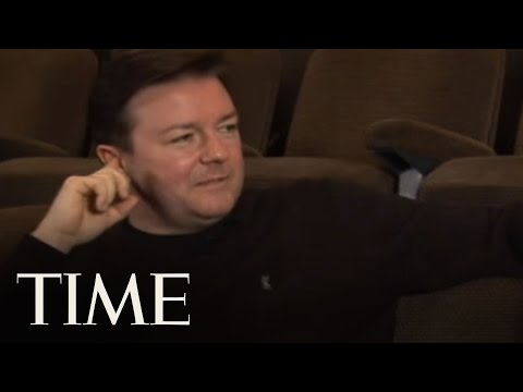 Ricky Gervais | TIME Magazine Interviews