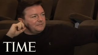 Ricky Gervais | TIME Magazine Interviews  | TIME