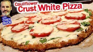 Perfect Cauliflower Pizza Crust Everytime
