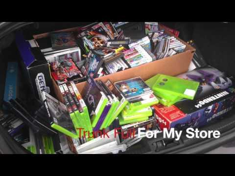 Huge Rare Retro Vintage Video Game & Comic Book Collection Tour Colorado Springs 2016