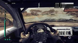Dirt 3 - Rally Multiplayer Gameplay