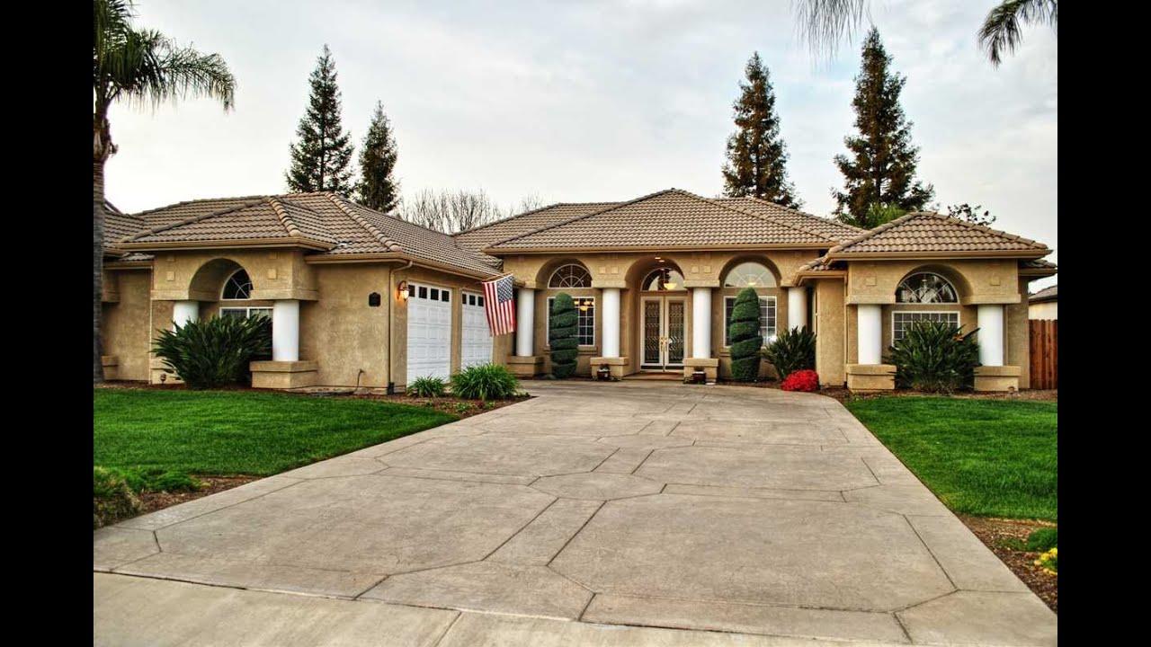 Property for sale - 5221 Lakewood Drive, Visalia, CA 93291 - YouTube