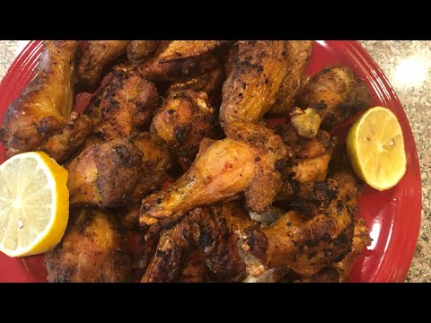 crispy-lemon-pepper-chicken-in-an-air-fryer---keto-recipe