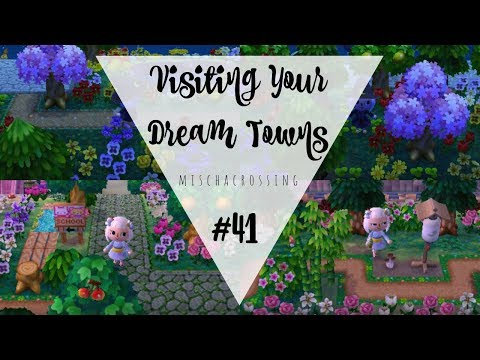 Visiting Your Dream Towns :: #41 :: Animal Crossing: New Leaf - Welcome amiibo