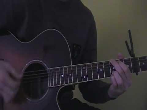 Nick Jonas - Introducing me - Guitar lesson