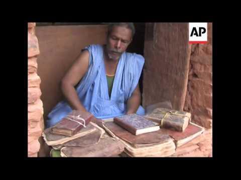 Preserving ancient Arabic manuscripts