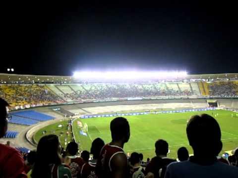 Rio de Janeiro - Football fans at Maracana Stadium