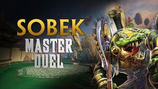 SMITE! Sobek, Tipico guardian que no tiene late :V! Master Duel S5 #215