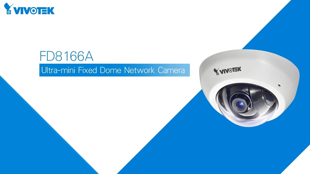 VIVOTEK FD8166A Network Camera XP