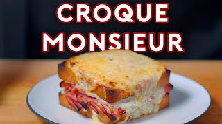 Binging with Babish: Cr๐que Monsieur from Brooklyn Nine-Nine