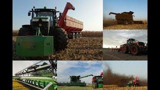 Wielkie Gospodarstwo Rolne-5 tys. ha-Podsumowanie sezonu 2018-Pożar-Największe maszyny