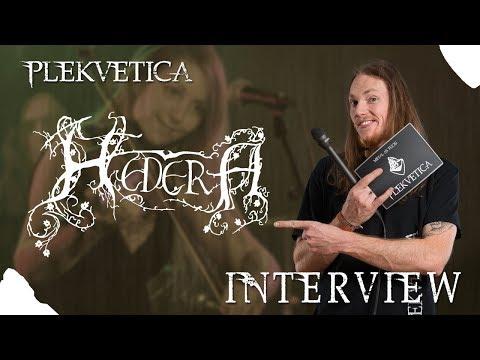 [ Interview ] Hedera (2017) | Folk-Deathmetal