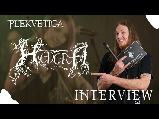 [ Interview ] Hedera (2017) | Folk-Deathmetal