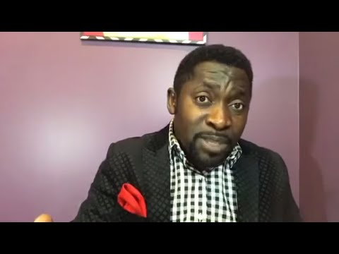 DO NOT CONFORM TO THIS WORLD By Bro Mark Obeng