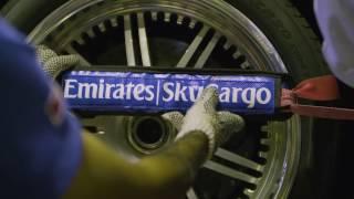 Pagani Supercar flies on Emirates SkyWheels | Emirates SkyCargo