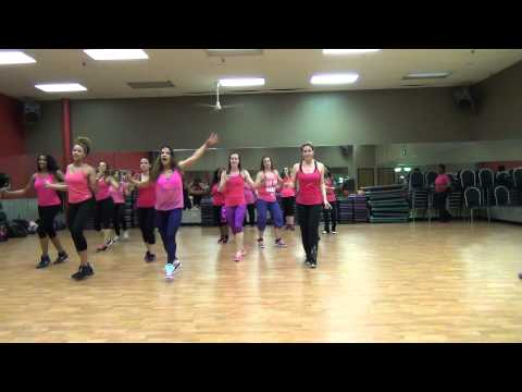 (When you Gonna) Give it up to Me by Keyshia Cole & Sean Paul Choreo by Natalie for Dance Fitness