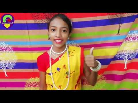 New Santhali Video//Rangin Baha//Ashmi