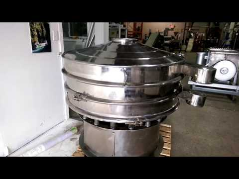 """48"""" Double Deck SS Sifter"""