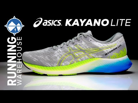 ASICS GEL-Kayano Lite Designer Breakdown | Max Stability Re-imagined In 2020
