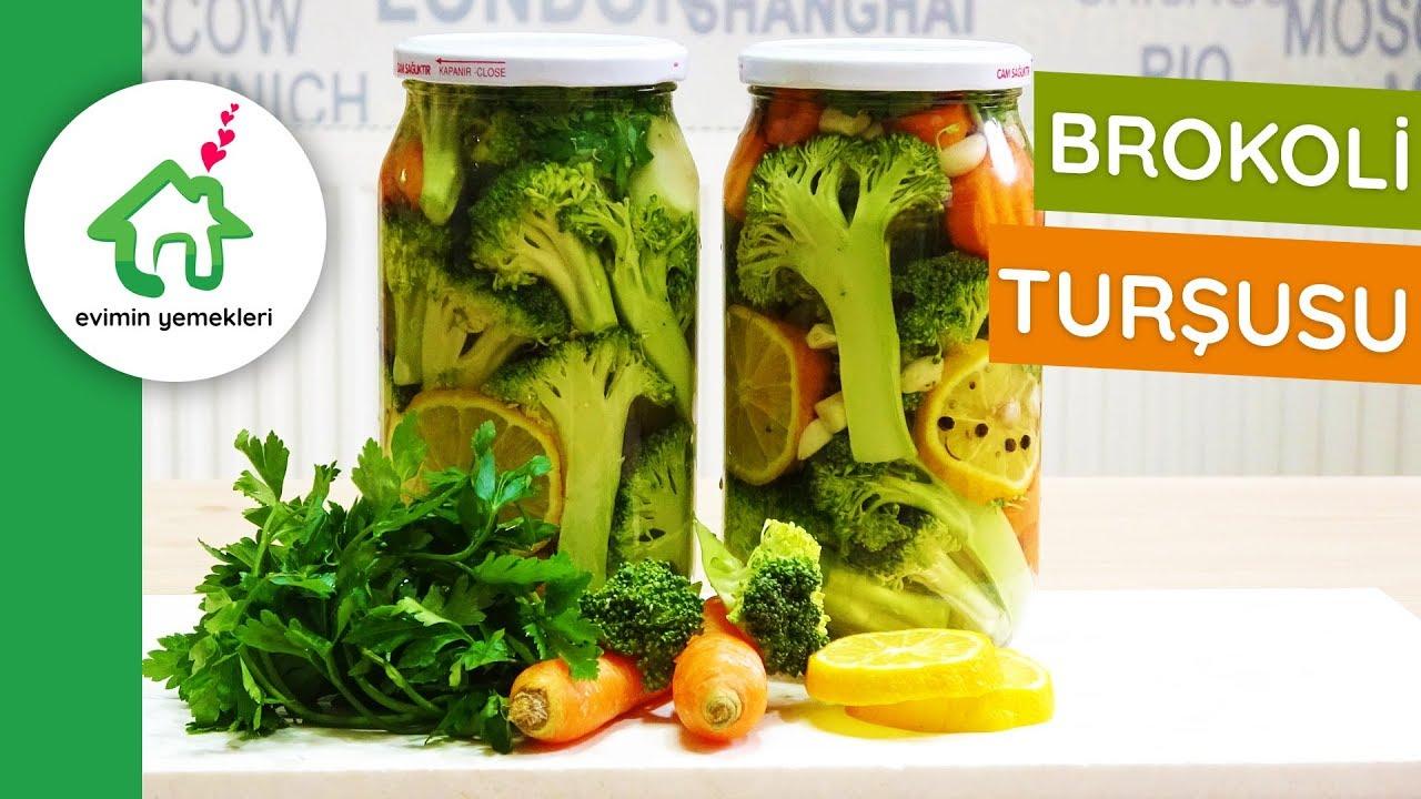 Brokoli Nasıl Saklanır
