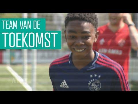 TEAM VAN DE TOEKOMST #9 - Amourricho van Axel Dongen | Ajax O14