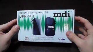 Цифровая приставка DVB-T2 Mdi DBR-501(, 2015-12-12T23:18:44.000Z)
