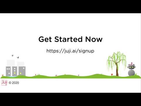 Juji Tutorial: How to Teach AI Chatbot to Greet Smartly