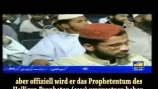Der Imam MAHDI und MESSIAS ist ERSCHIENEN - 3/4 - Islam Ahmadiyya