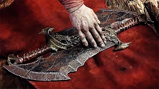 God Of War 4 Blades of Chaos and Athena Return (PS4) 2018