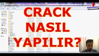 Tüm Oyun ve Programlar İçin - Crack Nedir? Nasıl Aktif Edilir? (Kolay, Kısa ve Sesli Anlatım)