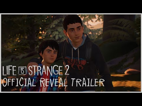 Life is Strange 2 Official Reveal Trailer [ESRB]