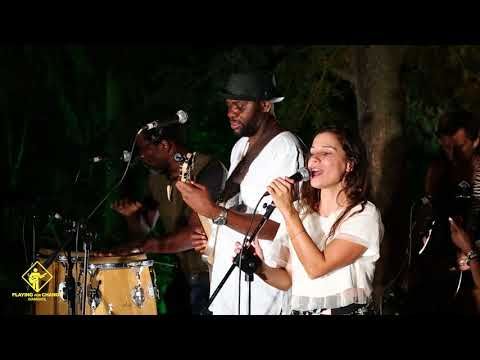Stand By Me - Playing For Change Band LIVE, Diamante Argentina