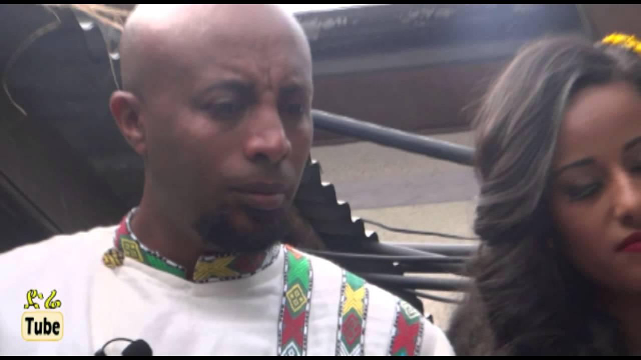 watch seifu fantahun sad moment on his wedding celebration
