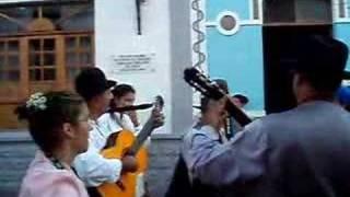 Romería ofrenda a San Nicolás de Tno. La Aldea 2007