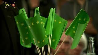 Grüne wollen offenbar Koalition mit der CDU fortsetzen
