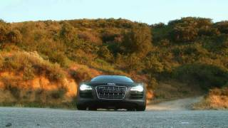 Stasis Audi R8: Sights and Sounds