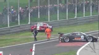 Start Crash! - GT Sprint International Series Monza Race 2