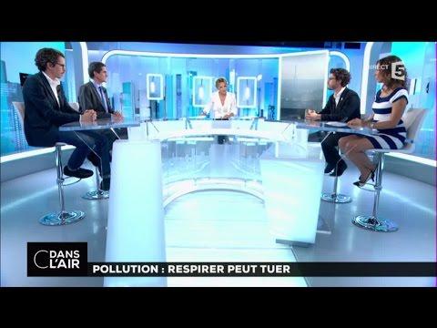 C dans l'air du 07-07-2016 | POLLUTION : RESPIRER PEUT TUER