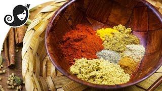 Homemade Tikka Masala Spice Mix   Vegan/Vegetarian Recipe