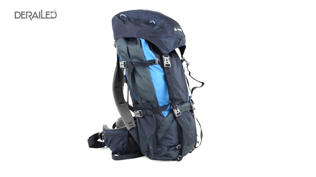 vaude solar backpack