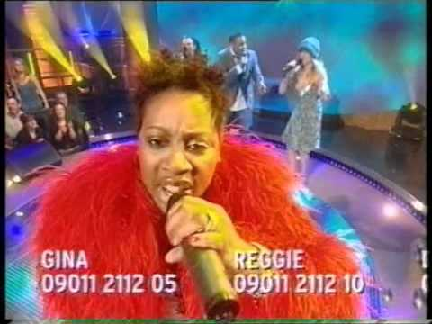 Reggie Yates, Gina Yashere, Edith Bowman, Dawn Steele - Fame Academy 2005 - day 5