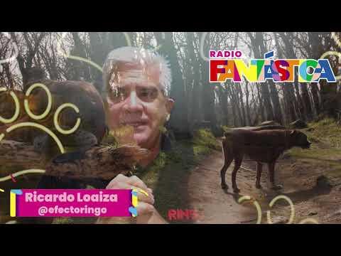 Ricardo Loaiza médico veterinario en Radio Fantástica