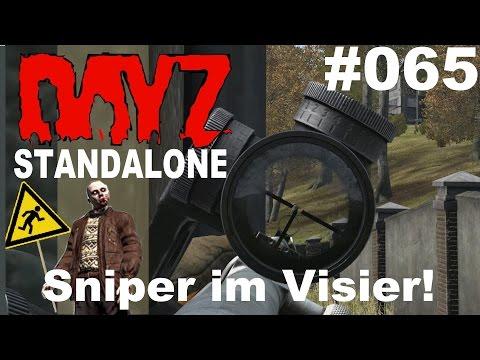 DayZ Standalone * PVP Sniper im Visier! * DayZ Standalone Gameplay German deutsch