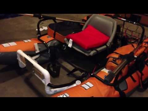 Colorado XT - Front Trolling Motor Mount DIY Part 1